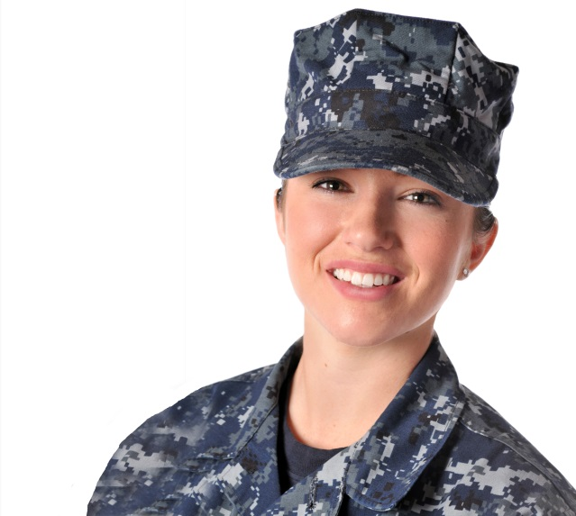 Stock photo of a soldier