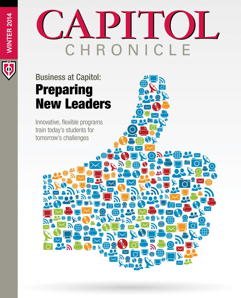 Capitol Chronicle Fall 2013