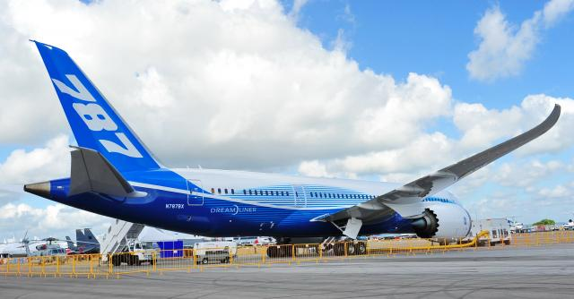 Dreamliner stock