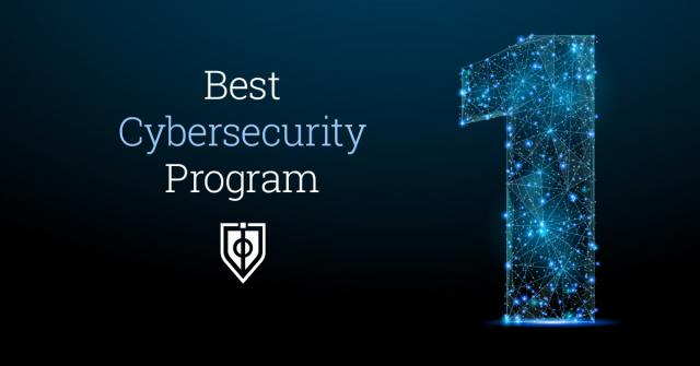 best cybersecurity program