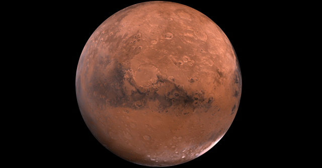 Mars mapping through data gathering for exploration