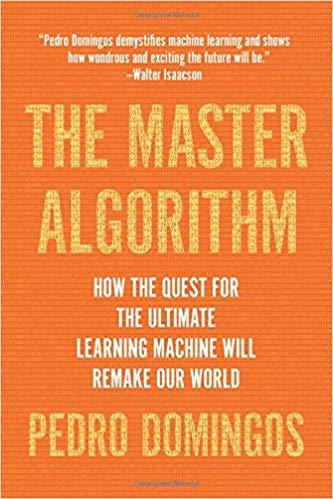 book cover the master algorithm