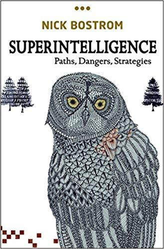 book cover super intelligence