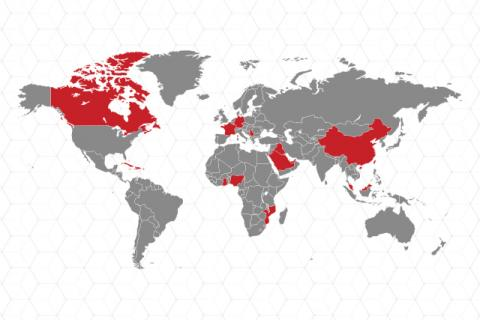International graduate students